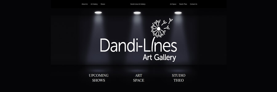 Dandi-Lines Art Gallery, Edmonton